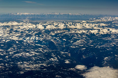 Yosemite Flight (Evan Robohm) Tags: ifttt 500px snowcapped snow mountain range landscape peak yosemite national park airplane sierra sierras taken from