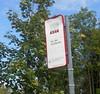 Haltestelle bei Dachau (christophrohde) Tags: ampermoching haltestelle bayern signs schilder