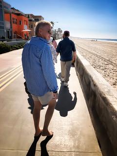 Strolling Mission Beach