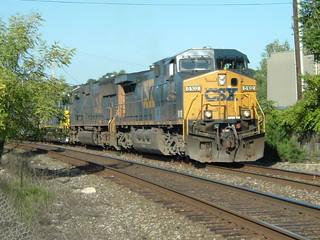 CSX CW44AC #5102