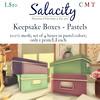 Salacity Keepsake Boxes - Pastels (angie.rasmusson) Tags: secondlife salacity decor home metal painted boxes decoration