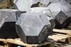 DRAISCI STUDIO (Zone Creations) Tags: school sculpture perspex corck concret