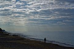 Israel (Hemo Kerem) Tags: israel a7rm2 a7rii nikon85mmf2ais nikkor85mmf2ais ais85mmf2 ais285 85mm manualfocus mf nikon nikkor sony sonya7rm2 ilce7rm2 alpha beach seascape sea water sky blue clouds sunrays