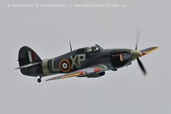6321 Hangar 11 hurribomber (photozone72) Tags: eastbourne aviation airshows aircraft airshow canon canon100400f4556lii canon7dmk2 7dmk2 warbirds hurricane hurribomber hangar11 pegs wwii mkiib