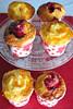 Muffins alla marmellata (Le delizie di Patrizia) Tags: muffins alla marmellata le delizie di patrizia ricette dolci