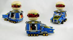Greeble Burgers (TFDesigns!) Tags: lego space rover febrovery dave sam foodtruck planet frost