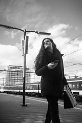 travel info (petdek) Tags: street people publictransportation monochrome