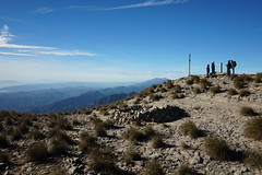 2nd time at pc. del cielo (schwanhals) Tags: hiking nerja malaga andalucia sierra mountains senderismo sun nature