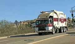 Edco Truck 2-8-18 (2) (Photo Nut 2011) Tags: sanitation wastedisposal garbage trash california junk waste refuse garbagetruck trashtruck truck edco sandiego ranchobernardo m244
