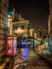 London Phonebooth at the Entrance of Carnaby (Jacob Surland) Tags: architecture art building carnaby caughtinpixels city citybynight cityscape country dark emptystreet england fineart fineartphotography geometry greatbrittain hdr highdynamicrange house jacobsurland lamp light lights lines london londonphonebooth night oldhouse oldbuilding oldstreet phonebooth portal rain rainystreet realismdigitalart street streets time uk unitedkingdom warmlight wetstreet