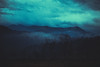 Nights in Asgard (Raptorfairy) Tags: forest darkforest sky mountains woods witchy witch spooky dark eerie horror photoshop canon monster creature moon fog mist foggy magic explore landscape
