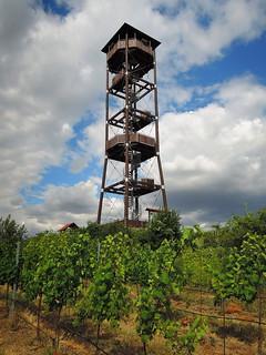 Lookout tower Maják / Rozhledna Maják