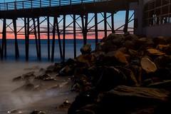 2017 Oceanside Pier Sunset 2 (DrLensCap) Tags: oceanside pier sunset california ca pacific ocean robert kramer