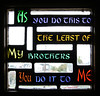 You Do It To Me (Lawrence OP) Tags: lancaster pa nuns dominican stainedglass gospel