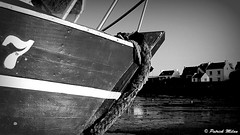 7 (patrick_milan) Tags: boat 7 ship seven sept bateau low tide maree basse buoyant