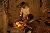 """Preparado de la cantidad (Francisco J. Ardanuy """"Ardius"""") Tags: alfar cerámica alfarería sediles medieval pottery aragón recreación reenacment arcilla barro maestro aprendiz oficio taller"""