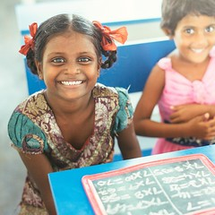 Photo of the Day (Peace Gospel) Tags: portrait child children girls orphans kids cute adorable loved smiles smiling smile happy happiness joy joyful peace peaceful hope hopeful thankful grateful gratitude school classroom education educated educate learning studying mathematics students empowerment empowered empower