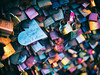 crowded love (Al Fed) Tags: 20171216 nelly manfred love locks colorful bridge cologne crowded heart steel