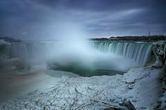 The Canadian Falls (lfeng1014) Tags: canadianfalls niagarafalls horseshoefalls winter frozen frozenwater mist landscape ontario canada longexposure 62seconds leefilters canon5dmarkiii 2470mmf28lii panorama lifeng