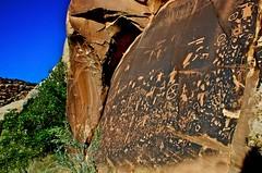 JKN©-17-N70-8037 (John Nakata) Tags: bearsearsnationalmonument newspaperrockstatehistoricalpark petroglyph utah utahstatehighway211