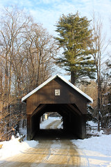 Bayliss Covered Bridge (pegase1972) Tags: coveredbridge nh us usa unitedstates newhampshire étatsunis bridge newengland