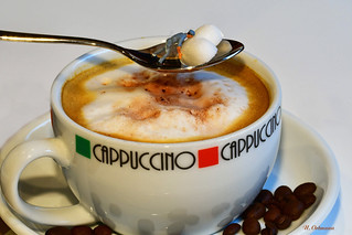 My fovourite drink: Cappuccino