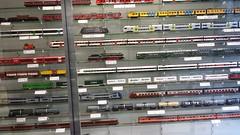 Baseler Schaufenster/Store Window in Basel (Art of MA Foto Stud) Tags: artblackburn basel switzerland dieschweiz modeleisenbahn eisenbahn sbb chb modeltrain modelrailroad