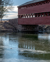 Sachs Covered Bridge, Gettysburg, Pennsylvania (nsandin88) Tags: civilwar coveredbridge rustic nikon d7100 sigma war explore pennsylvania exploration pa history historic gettysburg bridge