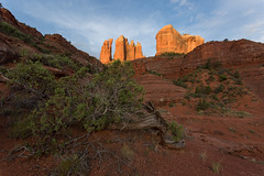 Sedona ... Red in the Morning (Ken Krach Photography) Tags: sedonaarizona