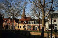 Achterom (Harry Kool) Tags: achterpm medemblik street color sun old streetphotagraphy westfriesland