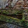 fallen (lowooley.) Tags: carrshield northpennines northernengland derelictbuilding beam fallen moss stone