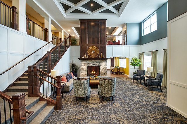 Cherrywood Pointe of Plymouth Lobby
