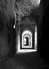 The path of gladiators...  Itálica (Raquel Borrrero) Tags: italica santiponce sevilla anfiteatro amphitheatre españa monumento monument old nikon andalucía galería arco piedra arquitectura antiguo romano