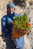 Man with bouquet of tulips (yuriye) Tags: yuriye zarafshan mountain samarkand man tulip flower spring smile uzbek uzbekistan keeper bouquet цветы тюльпаны узбекистан зарафшан горы узбек весна outdoor laleli lola lâle