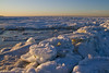 Sun Through a Frozen Jetty (brucetopher) Tags: ice frozen beach sea seaice iceberg cold winter landscape freezing freeze arctic arcticblast weather icy saltwater ocean bay north atlantic northern