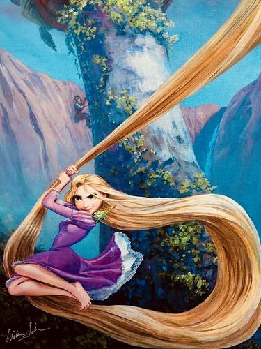 Epcot, Festival Of Arts, Disney Art Prints -003