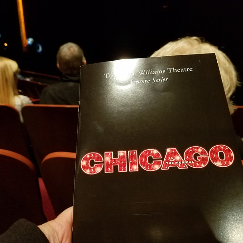 You know I love me some musicals.