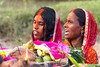 .. Chhath Puja..  Navadhi India (geolis06) Tags: geolis06 asia asie inde india bihar navadhi village offering offrande sari portrait olympuspenf olympusm1240mmf28anujfamille inde2017 traditionnelle traditional tradition chhathpuja