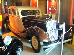 Vintage car at Brno Technical Museum (johnzebedee) Tags: car vintagecar vehicle museum technicalmuseum brno czechrepublic johnzebedee