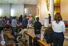 "Misa en Honor a La Virgen de la Altagracia en Valencia 2018 • <a style=""font-size:0.8em;"" href=""http://www.flickr.com/photos/137394602@N06/28144212269/"" target=""_blank"">View on Flickr</a>"