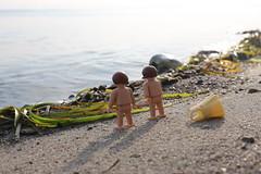 Nackedei am Strand01 (Klickystudios) Tags: playmobil outdoor ostsee strand sommer