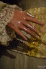 Besamano a María Santísima de la Angustia (Hdad de los Gitanos) (Manuel Jesús Fotografías) Tags: besamano