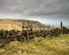 Going on Stile (Stephen_Lavery) Tags: sallaghbraes countyantrim