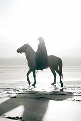 Paseos por la playa (Haydé Negro) Tags: haydé haydénegro haydenegro haydenegrocom nikond610 nikon d610 playa caballos caballo paseo gorliz luz arena cielo agua naturaleza salvaje actividad deporte sb sbig