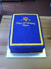 whiskey (backhomebakerytx) Tags: birthday cake creative crown royal 40th whiskey backhomebakery