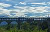 Viandante tra le Nuvole (Federico Santagati) Tags: aln 663 1182 cuneo mondovì viadotto soleri ponte nuovo aln663 tagli piemonte fs trenitalia