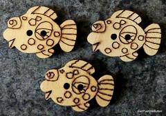 Don't flounder...fishy fixings..HMM (robbie20161) Tags: macromondays fasteners macro hmm