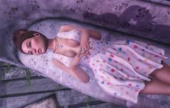 Daydreaming (Chickadee Tremor) Tags: ascendant avale catwa dahlia erebosharbor fantasygachacarnival maitreya n21 nyne su swallow thedollhouse yummy avatar sl secondlife foxcity