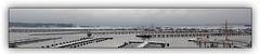 My surroundings in February (6) (andantheandanthe) Tags: februari februar winter cold snow ice sea water boats berths harbor harbour marina bridges piers february fiskebäck gothenburg göteborg