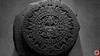 P I E D R A D E L S O L (omar_546) Tags: sunstone stoneofthefiveeras azteccalendarstone inah bnw museum stone wall mexica cultur history